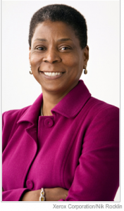 Ursula Burns Xerox CEO named to theGrio.com's Top 100 History Makers